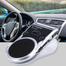 Car Kit Clip Hands-free Multipoint Wireless Bluetooth 4.0 Speakerphone Speaker