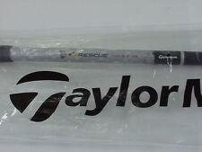 "New Taylor Made TP RESCUE #3 40.5"" SHAFT wFCT Aldila RIP 85G Stiff"