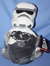 Star Wars Stormtrooper THROW BLANKET & Plush Hugger Set NEW