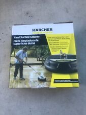 15-Inch Pressure Washer Karcher Surface Cleaner Attachment, 3200 PSI Rating NEW.