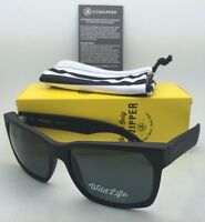 f5aabf3439b Polarized VONZIPPER Sunglasses VZ ELMORE Black Satin Frame w  WildLife Grey  Lens