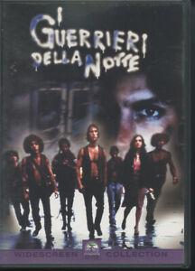 I guerrieri della notte DVD