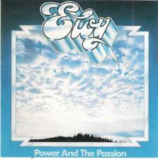 CD-Eloy  Power and the Passion /10 Songs/ 1975