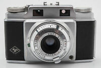 Agfa Super Silette Sucherkamera Kamera - Solinar 3.5 45mm Optik