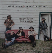 Lukas Nelson & Promise Of The Real ‎– Turn Off The News (Build A Garden) [12'']