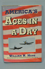 AMERICAN'S ACES IN A DAY AUTOGRAPHED BY 28 OF THE ACES IN A DAY