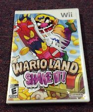 Wario Land: Shake It!  (Nintendo Wii, 2008)