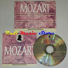 CD MOZART sinfonia k 504 praga concerto 271a ACCARDO ETTORE GRACIS  lp mc dvd