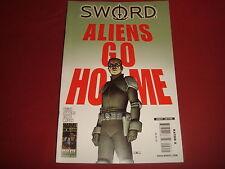 S.W.O.R.D. #2  Kieron Gillen Death's Head Sword Marvel Comics 2010  NM Near Mint