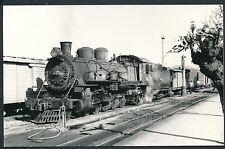 Photo Train Gare FC Belgrano - METAN  Argentine - Ph. Dahlström - 658