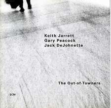 JARRETT  PEACOCK DEJOHNETTE  the out-of-towners  LIVE 2001