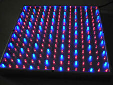 225 LED Red Blue Hydroponic Grow Board Light Bulbs Lamp 14w UK Supply Purple New