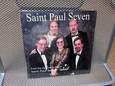 SAINT PAUL SEVEN new CD comp EP a capella New Jersey doo wop