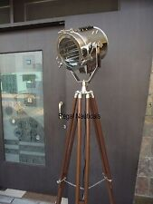 Nautical Photography Floor Studio Lamp Spot Search Light With Tripod Stand