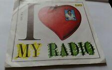 Taffy - I Love My Radio - Rhythm King Records TYPE 1