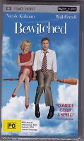 UMD VIDEO - Bewitched - PSP UMD Video Region 4 (Brand New Sealed)