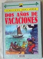 DOS AÑOS DE VACACIONES - COLECCIÓN JULIO VERNE - ED. SERVILIBRO 1991 - VER