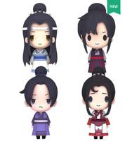 Grandmaster of Demonic Cultivation Key Ring Keyring Doll MDZS the Untamed Wei Wu