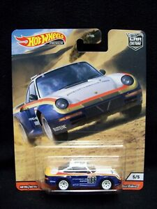 Hot Wheels Wild Terrain Porsche 959.
