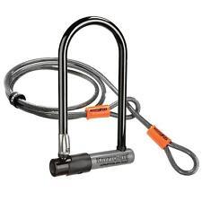 Kryptonite Kryptolok Series 2 STD/W 4' Cable & Flexframe Bracket
