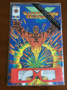VALIANT VISION STARTER KIT # 1 NM SEALED WITH GLASSES NEAL ADAMS DOCTOR SOLAR