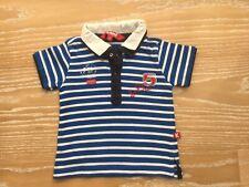 Kanz T-Shirt Polo-Shirt Pikee kurzarm gelb pink Baumwolle Baby Gr.68,74,80