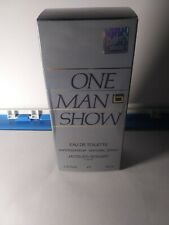 One Man Show by Jacques Bogart 3.33 oz 100 mL EDT with BOX