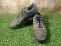 Reebok classic club trainers brown suede size 11.5 UK 46 EUR