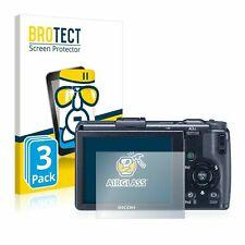Sony Cyber-Shot DSC-RX100 VI , 3 x BROTECT® AirGlass® Glass Screen Protector