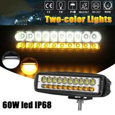 12V Work Light 20LED Spotlight Driving Fog Lamp Bar Spot Light Car SUV Off-road
