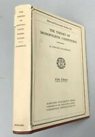 The Theory of Monopolistic Competition (1946) Theory of Value - Harvard Press