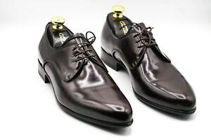 New ZILLI  Leather Dress SHOES  Size Eu 43 Uk 9 Us 10 ZI829