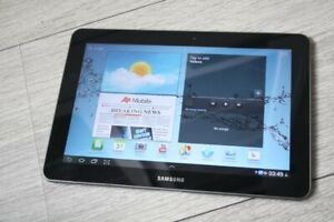 Samsung Galaxy Tab 10.1 Model GT-P7510 WiFi - 16go noir 2011