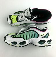 Nike Air Max TailWind 4 (GS) (BQ9810 102) Size 6Y Color White/Black-China Rose