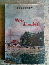 Nido di nobili - Turgenev - Edizioni Della Cometa - 1960