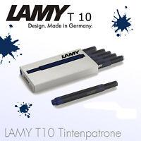 Lamy tintenpatronen tinte T10 blau-schwarz Füller Füllhalter Original