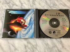 ZZ Top Afterburner CD DADC PRESS Warner 9 25342-2 RARE Billy Gibbons, Dusty Hill