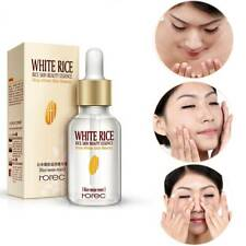 1pc White Rice Whitening Serum Face Moisturizing Cream Anti Wrinkle Anti Aging