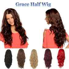 "Grace Beach Wave 26"" Synthetic Half Wig By KOKO"