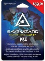 Hyperkin Save Wizard Save Editor for PlayStation 4 [New ] PS 4