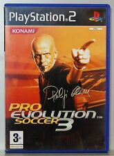 PRO EVOLUTION SOCCER 3 - PLAYSTATION 2 - PAL ESPAÑA - COMPLETO