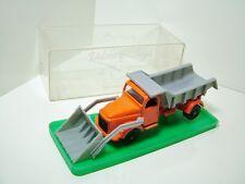 VILMER Volvo Tipper Truck with Front Shovel