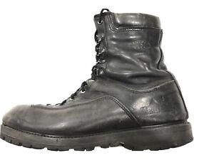 Matterhorn Combat Goretex Boots Male Black UK 10 #3231