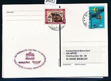 98043) EASY JET FISA So-LP Genf Schweiz - Berlin 25.4.2009, Karte ab UNO