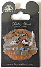 Disney Pin - Pirates of the Caribbean - Pillage & Plunder - Mickey