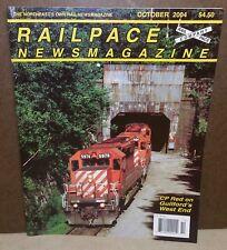 RailPace Magazine - October 2004