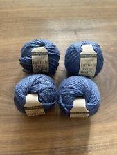 Erika Knight British Blue Wool 25g Classic