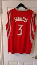 NBA Nike Houston Rockets Steve Francis#3 Jersey Men Size XL