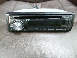 PIONEER DEH-X6600DAB DAB CAR RADIO STEREO CD PLAYER MP3 AUX USB