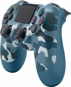 Camo Blue Game Wireless Controllers High Quality Marked Down for Easter!